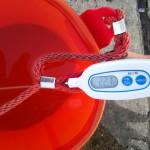 TANITA デジタル温度計 TT-508-WH