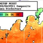 暑い10月・海風など。